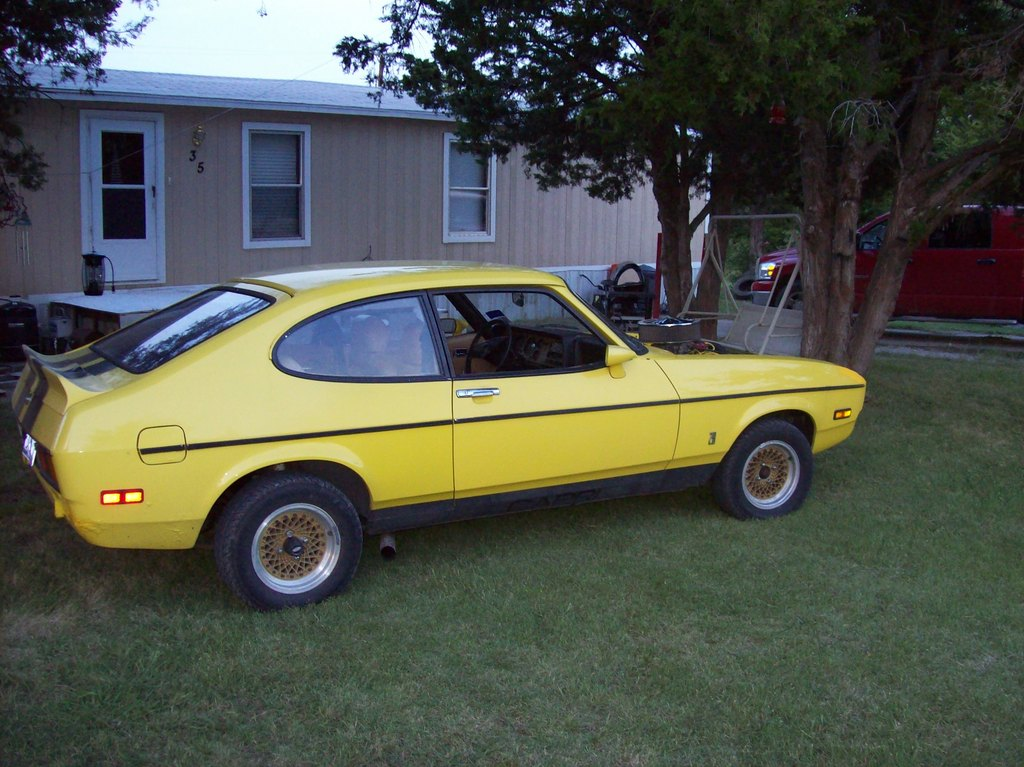 Robsta11111 1977 Ford Capri Specs, Photos, Modification ...