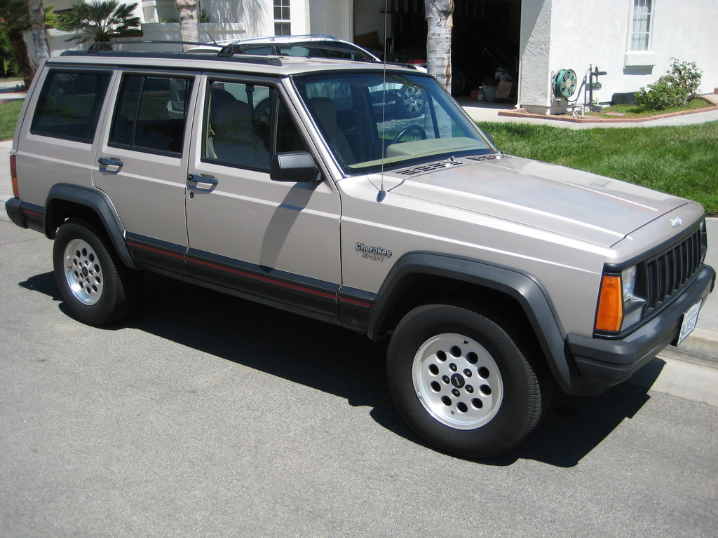 koollude 1995 jeep cherokee specs photos modification info at cardomain. Black Bedroom Furniture Sets. Home Design Ideas