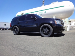 motoluvers 2008 Chevrolet Tahoe