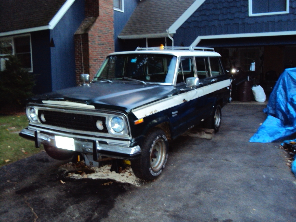 Another austinsjeep 1976 Jeep Wagoneer post... - 13690172