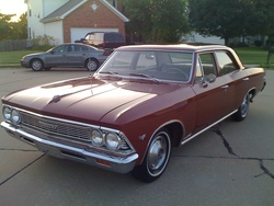 Awsomecav03s 1966 Chevrolet Chevelle