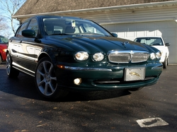2004x-types 2004 Jaguar X-Type