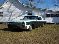 slantedmind 1964 Dodge Polara