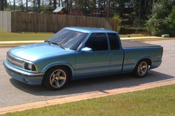 slim1186s 1997 Chevrolet S10 Regular Cab