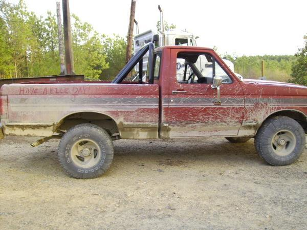 Another bubba4489 1987 Ford F150 Regular Cab post... - 13693863
