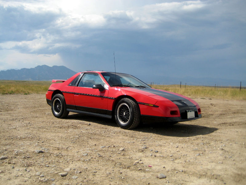 Another jaXed 1986 Pontiac Fiero post... - 13694012