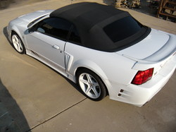 Executive7s 2000 Saleen Mustang