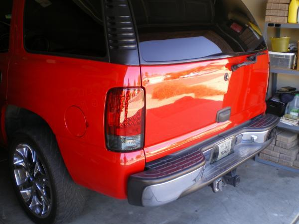 Another 6ownzu 2001 Chevrolet Tahoe post... - 13436338