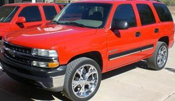 Another 6ownzu 2001 Chevrolet Tahoe post... - 13436339