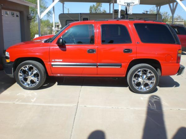 Another 6ownzu 2001 Chevrolet Tahoe post... - 13436341