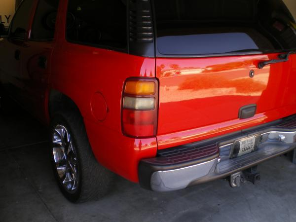 Another 6ownzu 2001 Chevrolet Tahoe post... - 13436342