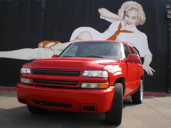Another 6ownzu 2001 Chevrolet Tahoe post... - 13436345