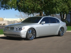 HOUSEOFSOUND 2002 BMW 7 Series