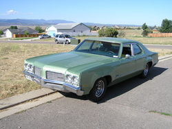BigGreen88 1970 Oldsmobile Delta 88