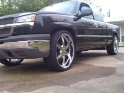 Bama77s 2005 Chevrolet Silverado 1500 Regular Cab