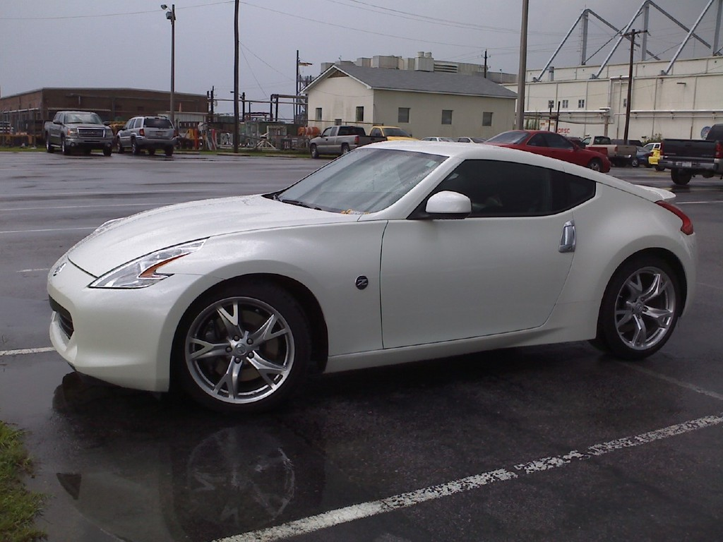 peeps84 39 s 2009 nissan 370z in yuma az. Black Bedroom Furniture Sets. Home Design Ideas