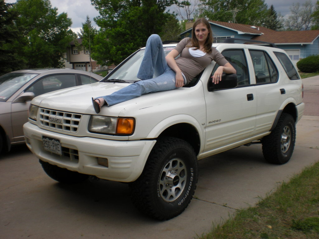 Heath Stapley 1998 Isuzu Rodeo Specs Photos Modification