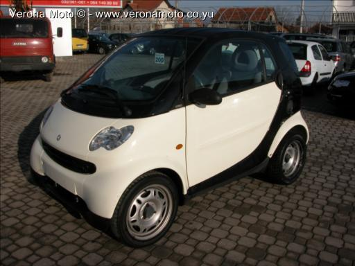 justreeds 2003 Smart Fortwo