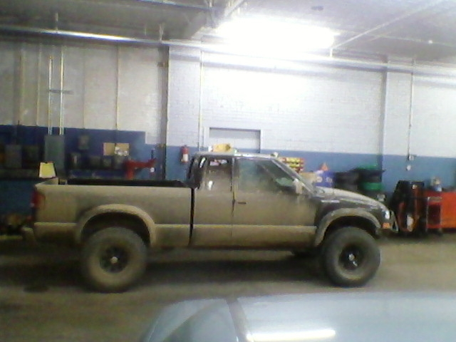 Another Zr2-MikeThomas 2000 Chevrolet S10 Extended Cab post... - 13696658