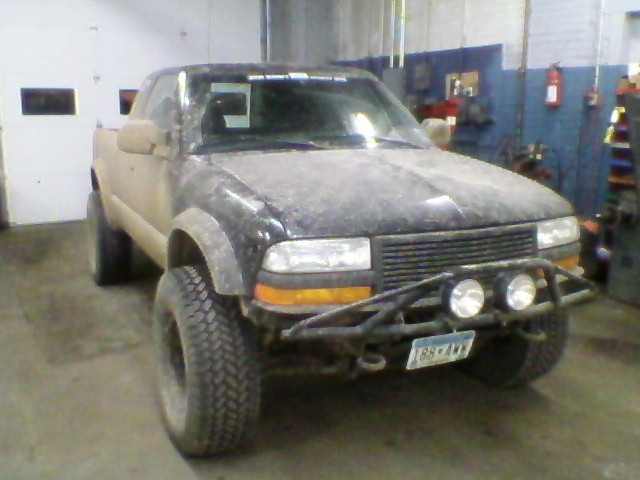 Another Zr2-MikeThomas 2000 Chevrolet S10 Extended Cab post... - 13696659