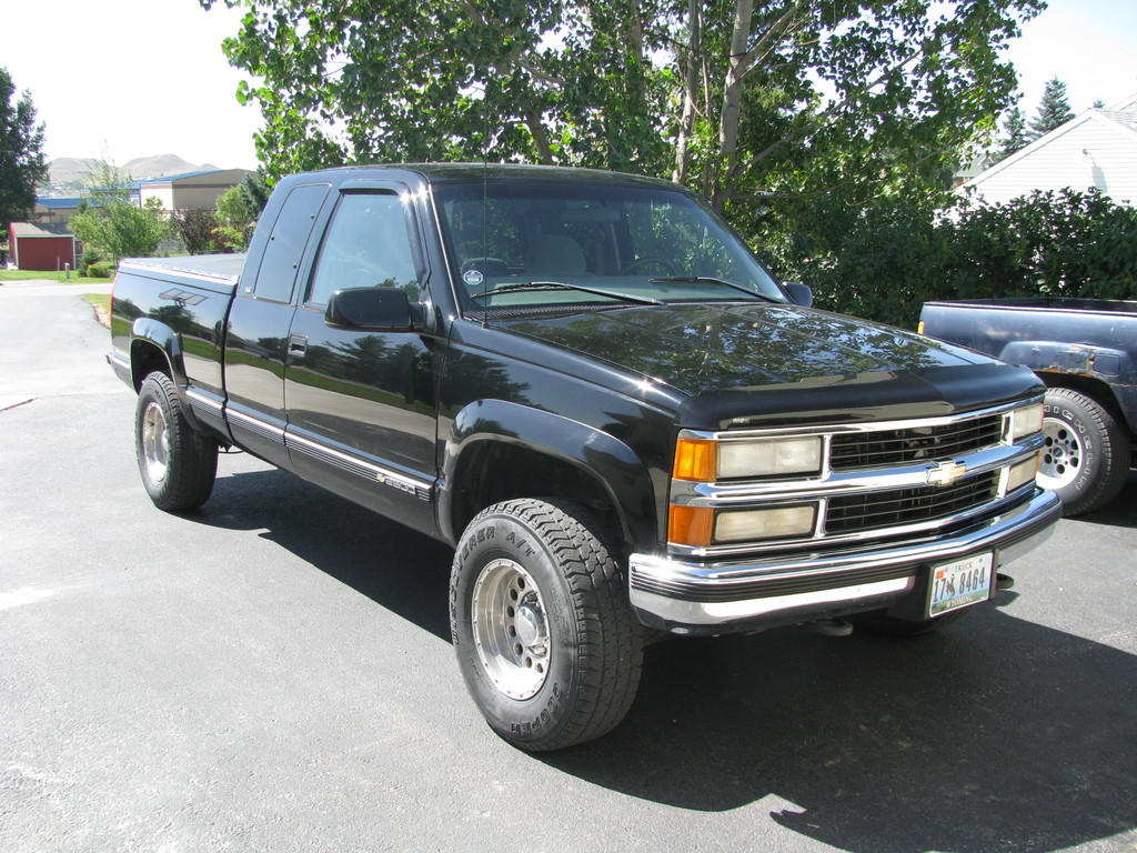 ztb aic 91 1998 chevrolet silverado 2500 extended cab specs photos modification info at cardomain. Black Bedroom Furniture Sets. Home Design Ideas