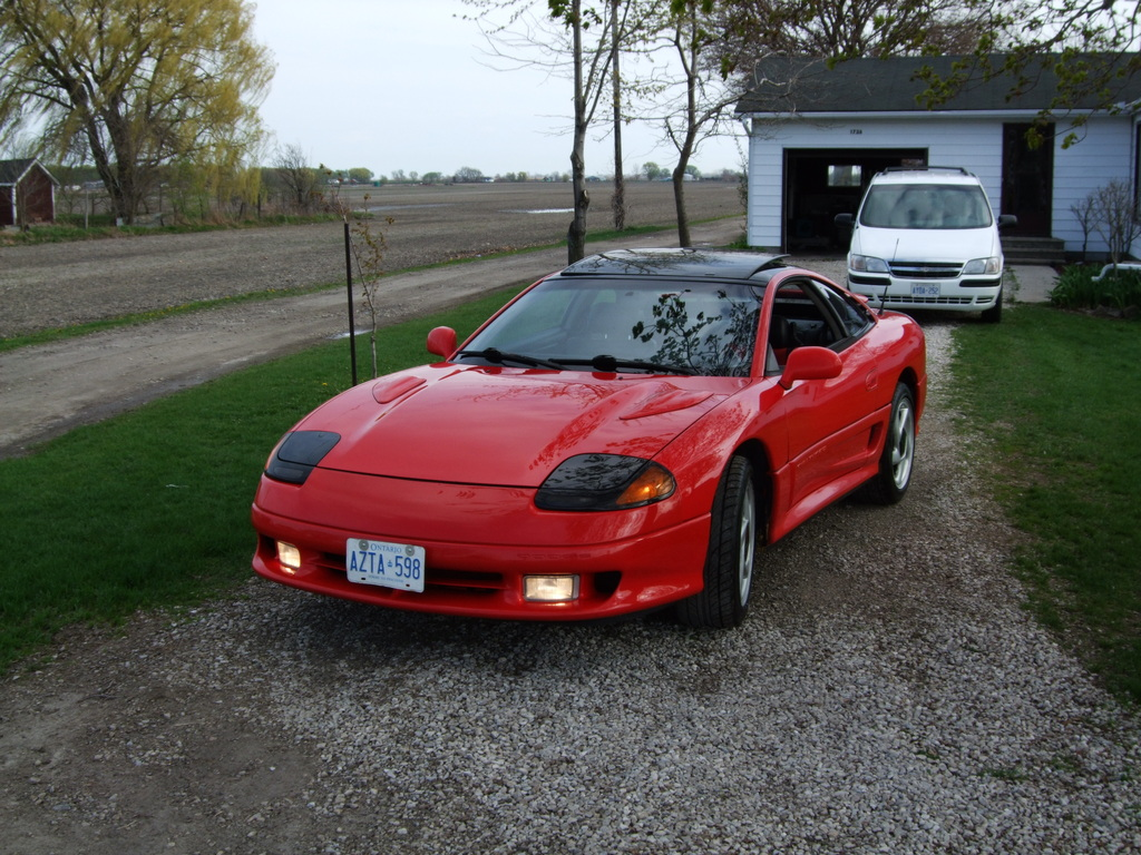 1992 Dodge Stealth Trick1989 1992 Dodge Stealth Specs Photos Modification Info At