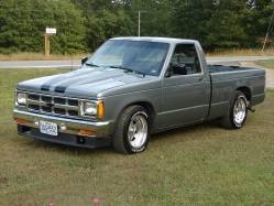 browny85s 1991 Chevrolet S10 Regular Cab