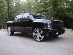 TexasMade903s 2008 Chevrolet Silverado 1500 Regular Cab