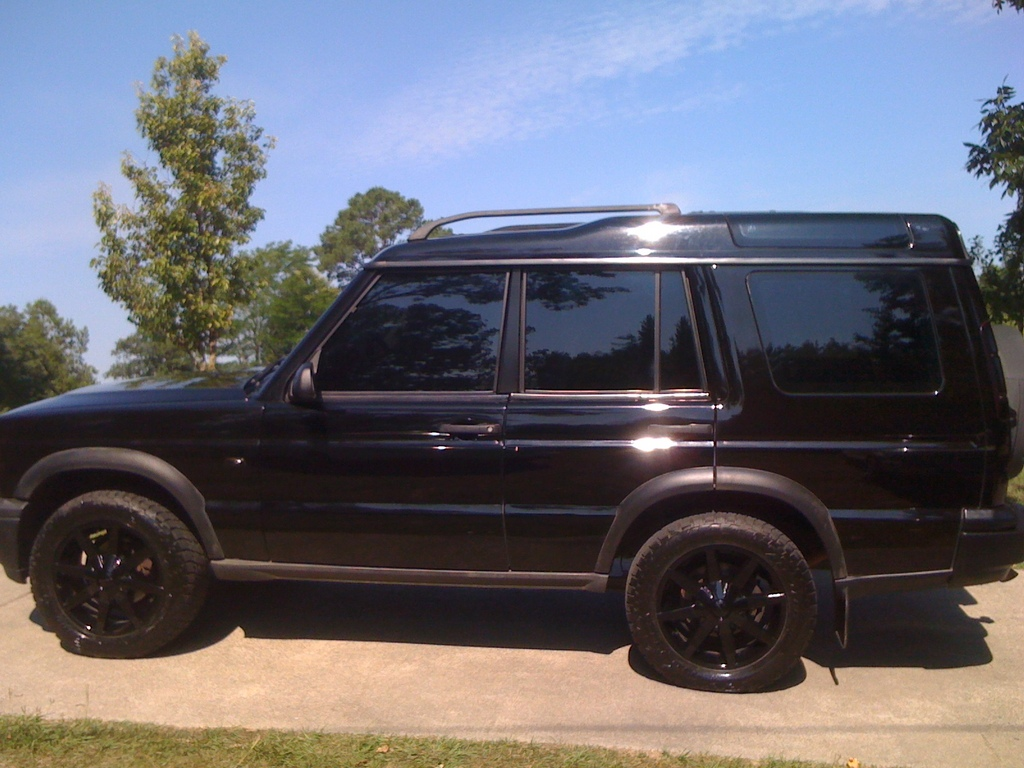 Custom Parts Land Rover Discovery 1998 Pictures