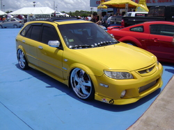 WagonMafias 2002 Mazda Protege5