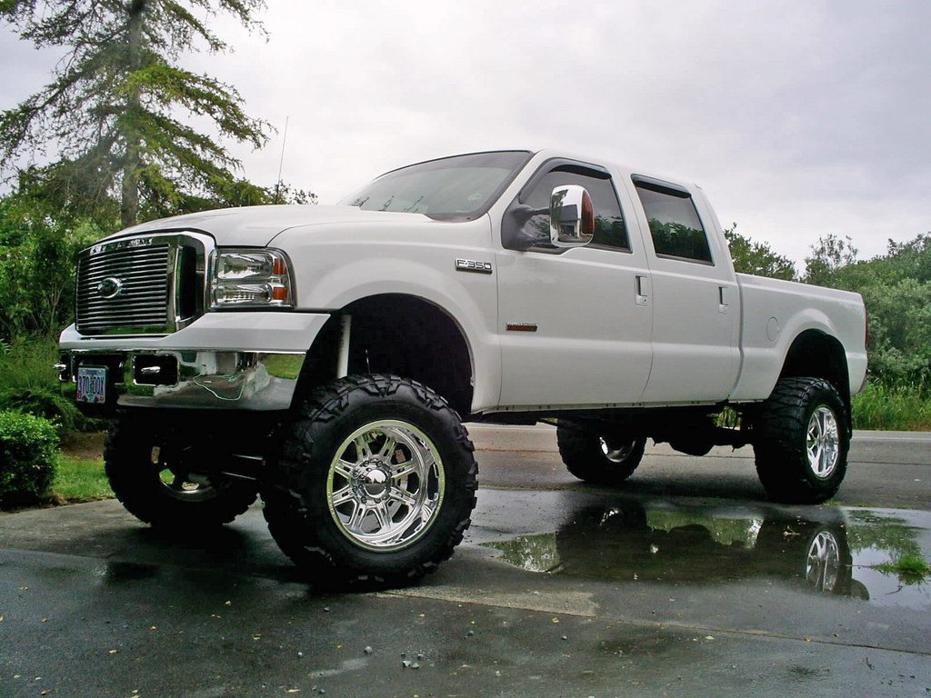Jl Spl 2003 Ford F250 Super Duty Crew Cab Specs Photos Modification Info At Cardomain