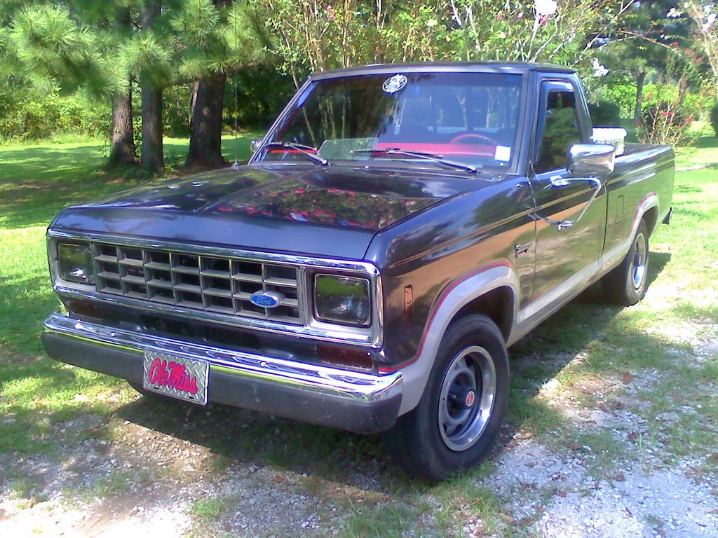 rebel_ranger1988 1988 Ford Ranger Regular Cab