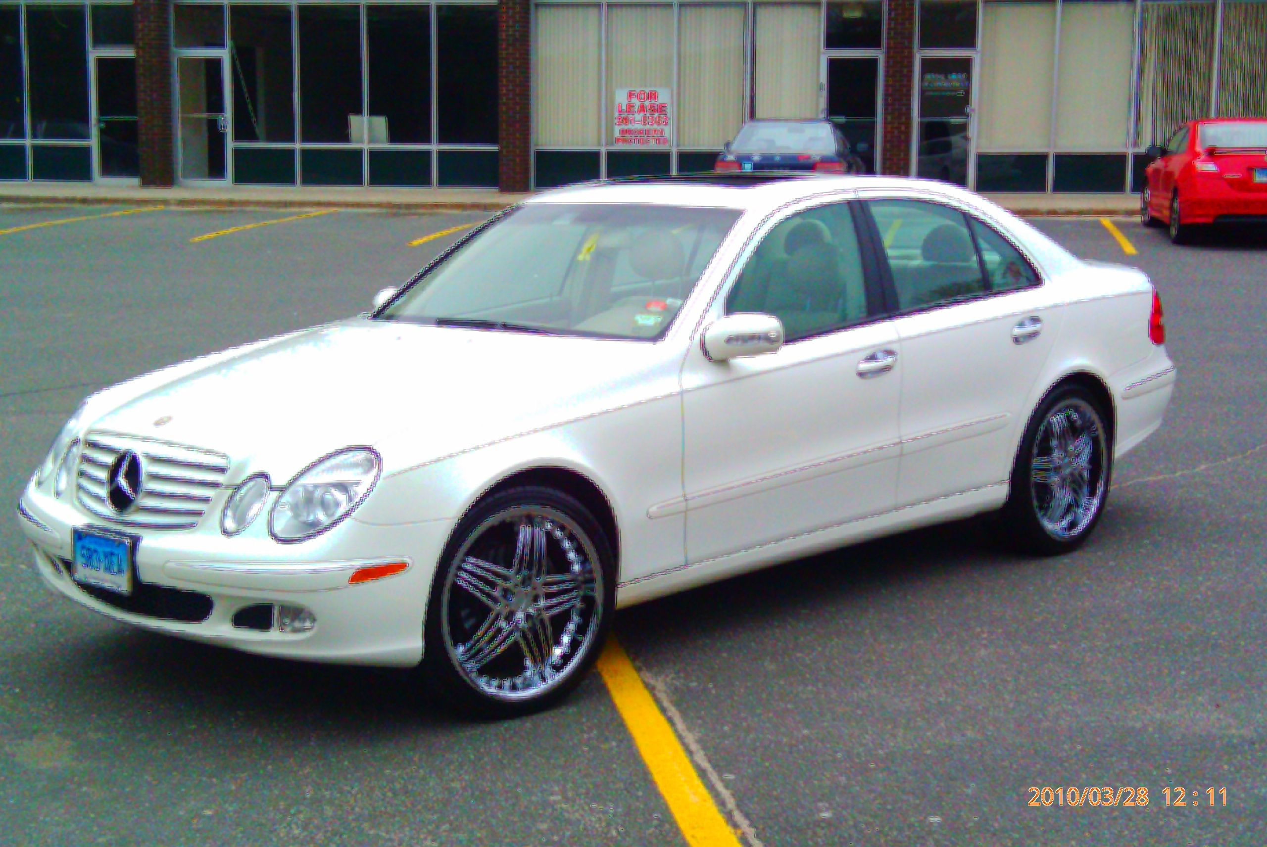 Buckwild196 39 s 2004 mercedes benz e class in bridgeport ct for Mercedes benz e class 2004