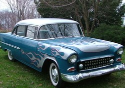 evol55s 1955 Chevrolet Bel Air