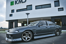 Kim_ZCs 1993 Nissan Skyline