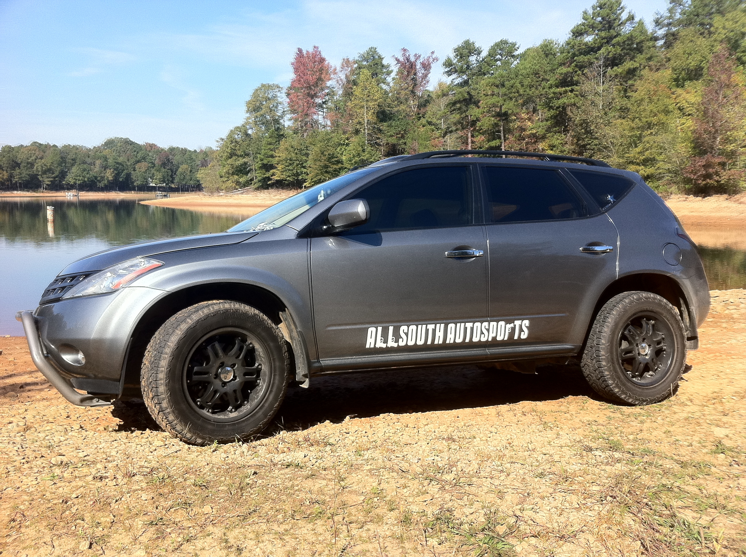 2017 Nissan Murano Review >> Nissan Rogue Off Road | Autos Post