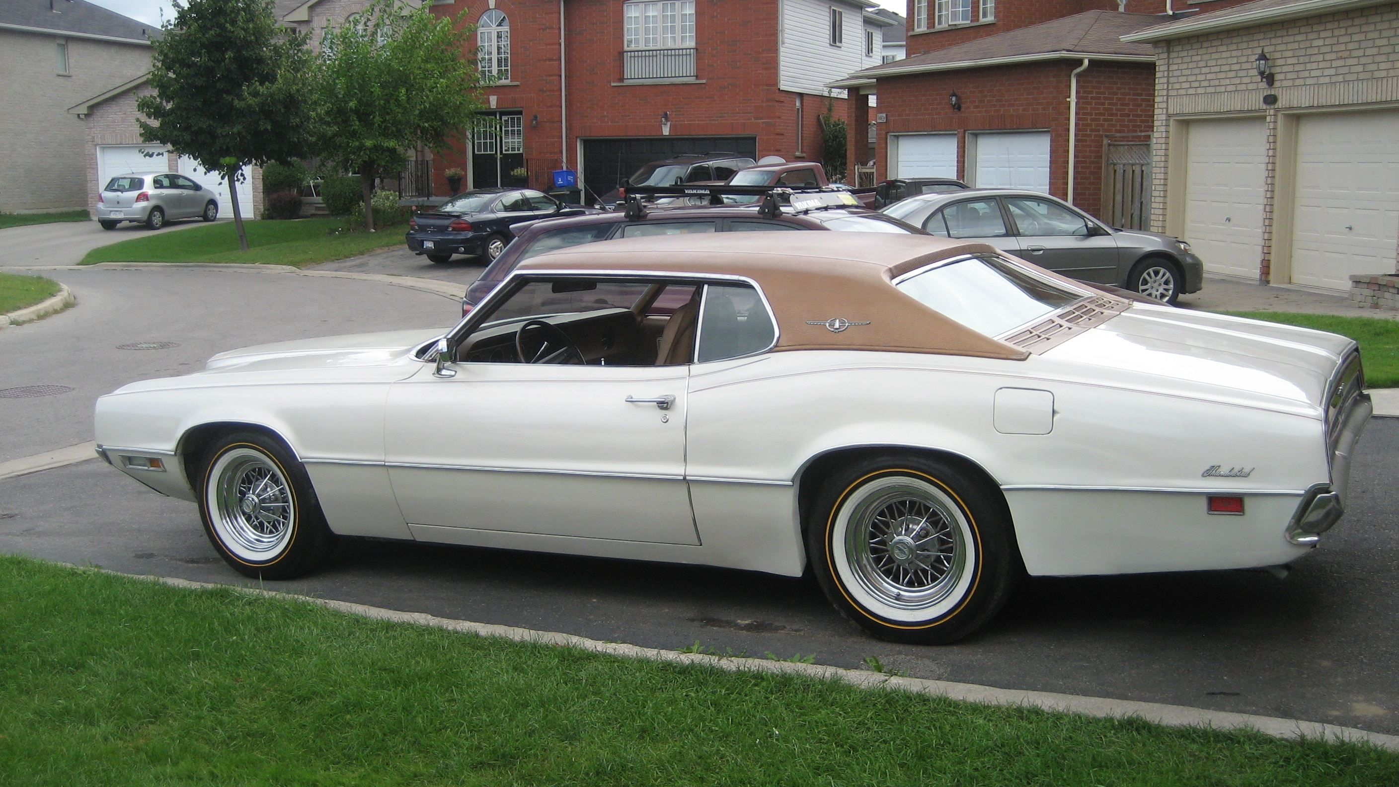 Todd8603 1970 Ford Thunderbird Specs s Modification Info at