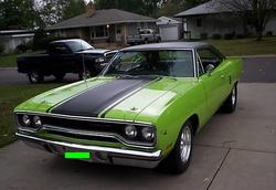 Billy01Lacotas 1970 Plymouth Roadrunner