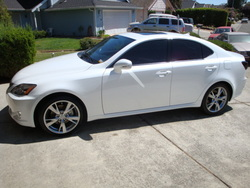 Jonnys2009IS 2009 Lexus IS