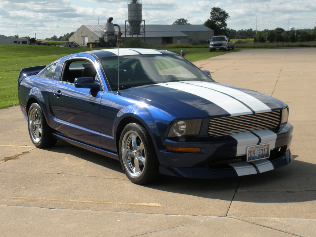 Another crazygreengeo 2005 Ford Mustang post... - 13699511