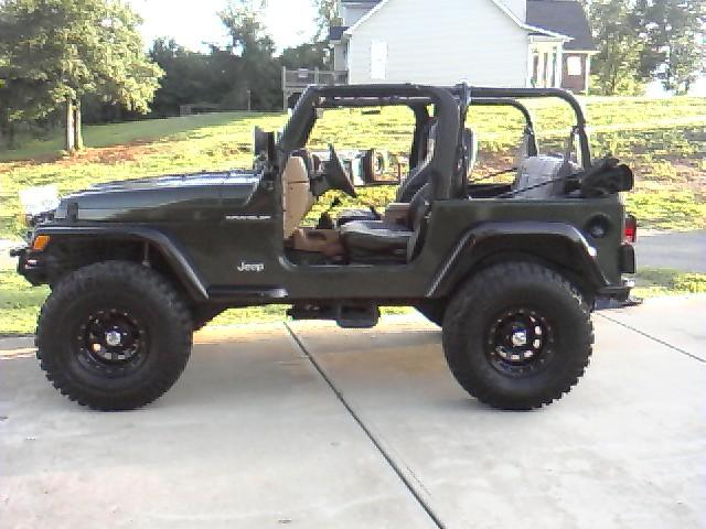 Wrnoga87 1998 Jeep Wrangler Specs Photos Modification