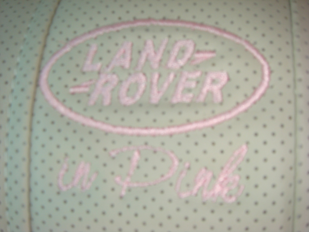 Another PinkQT 2006 Land Rover Range Rover post... - 13702506