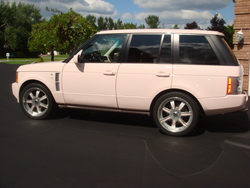 PinkQTs 2006 Land Rover Range Rover