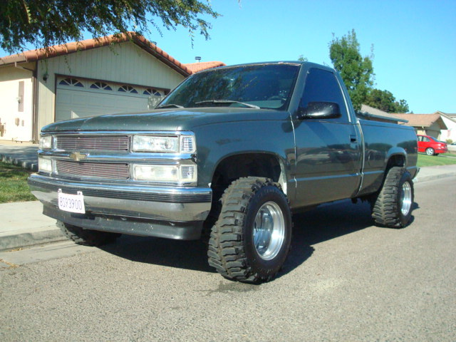 FatBoyCustomzz 1989 Chevrolet Silverado 1500 Regular Cab 13702894