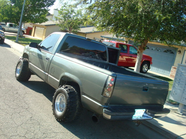 FatBoyCustomzz 1989 Chevrolet Silverado 1500 Regular Cab 13702899