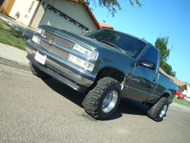FatBoyCustomzz 1989 Chevrolet Silverado 1500 Regular Cab 13702900