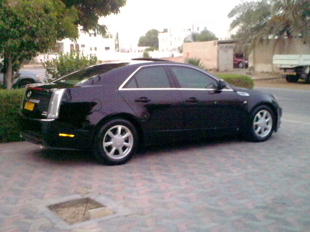 ctsmylife 2009 cadillac cts specs photos modification. Black Bedroom Furniture Sets. Home Design Ideas