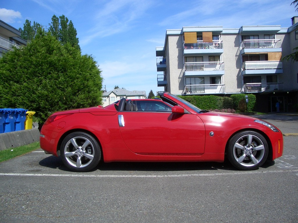 gmax6 2006 nissan 350z specs photos modification info at. Black Bedroom Furniture Sets. Home Design Ideas