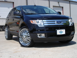 Gila_Wheels 2010 Ford Edge