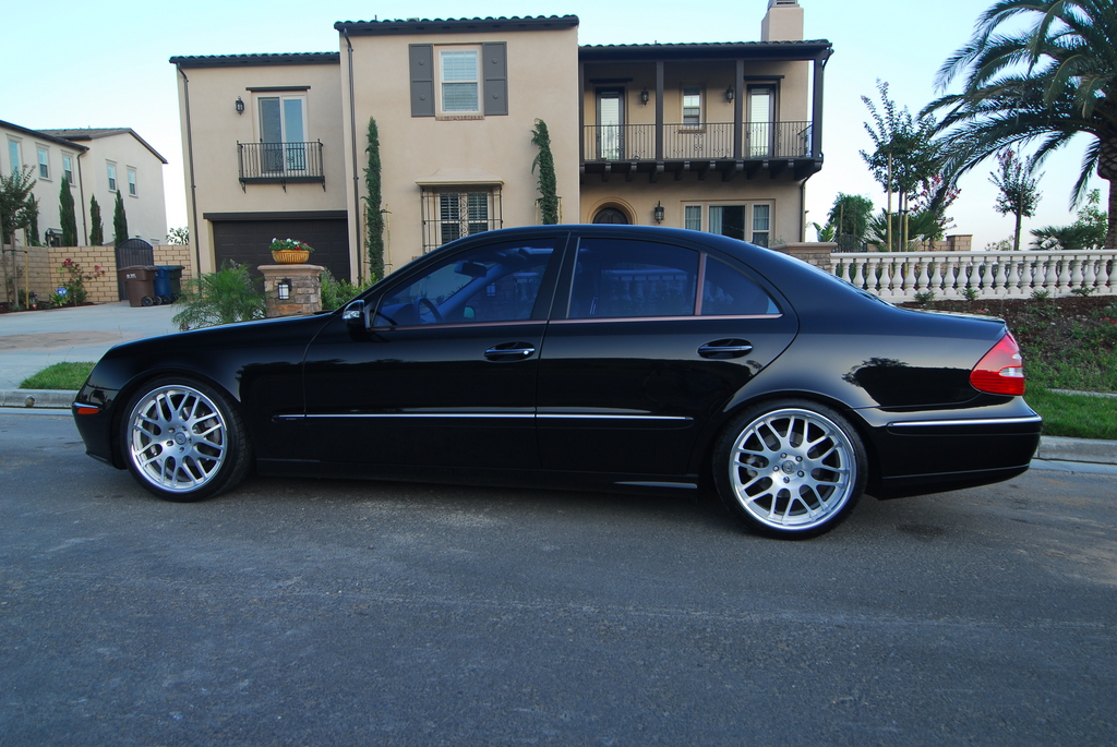 Colokoyoo7 39 s 2004 mercedes benz e class in duarte ca for Mercedes benz e class 2004